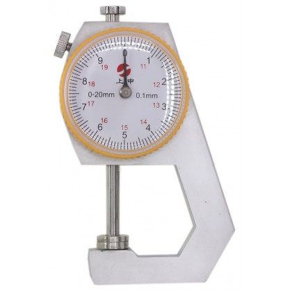 Beads, Thickness Gauge Tools, 82x53mm, Alloy, Pocket Thickness Precision Measurement, Diy, TL-00032
