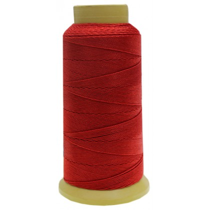 Beads, Stringing Material, 0.3-1.2mm, SELECT YOUR SIZE, Nylon, Red, Diy, ST-00109