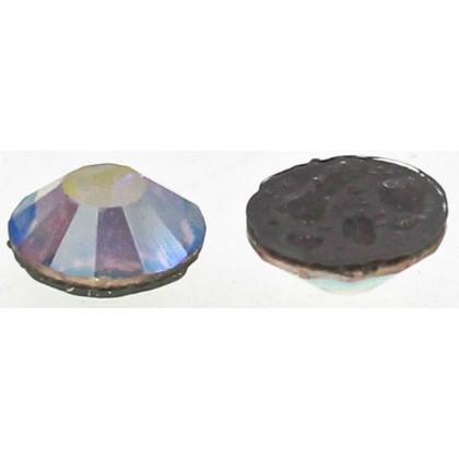 Beads, PRECIOSA, Rhinestone, SS20, Hotfix, Crystal AB, Flat Back, Iron-on, Diy, L1-04822