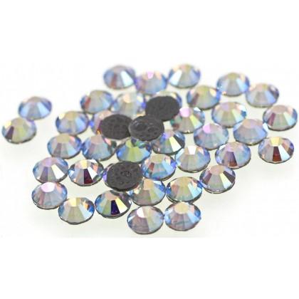 Beads, PRECIOSA, Rhinestone, SS16, Hotfix, Flat Back, Crystal AB, Iron-on, Diy, L1-04832