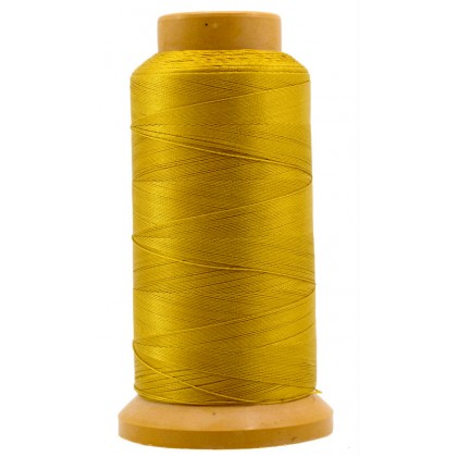 Beads, Stringing Material, 0.3-1.2mm, SELECT YOUR SIZE, Nylon, Gold, Diy, ST-00316