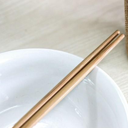 10 Pairs of Natural Bamboo Chopstick