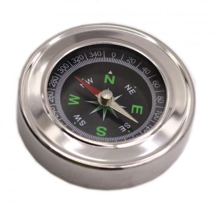 Hiking Camping Portable Pocket Compass Navigation Tool