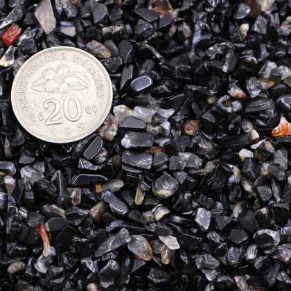 100g Undrilled Mini Chip, 3x5mm, Stone Bead, Embellishment, Agate Gravel, Diy, L2-01268