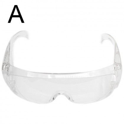 Face Shield Full Face Half Face Protector Protective Shields Transparent Acrylic Safety Goggle Protective Goggles